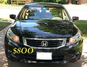 ✅🟢💲8OO I'm selling URGENT! 2OO9 Honda Accord Runs and drives great.Clean title in hand! Mechanically perfect!🟢✅very strong V6.✅✅............... for Sale in Chandler, AZ