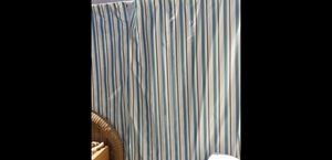 Outdoor patio / yard / deck/ balcony curtains / drapes / privacy and other outdoor home decor and furniture for Sale in San Diego, CA