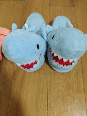 Baby shark slippers for Sale in New York, NY