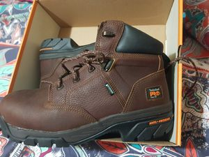 Timberland boots steel toed for Sale in Lewisburg, TN