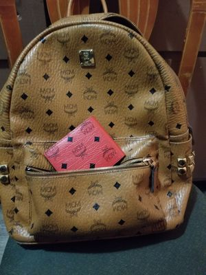 Trades welcome. Authentic MCM bag and wallet combo for Sale in Las Vegas, NV