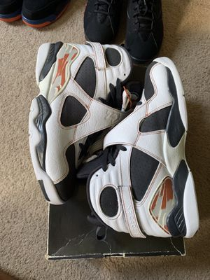 Jordan 8 black toe for Sale in Woodbridge, VA