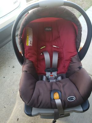 Chicco Keyfit30 Infant Car Seat & base for Sale in San Diego, CA