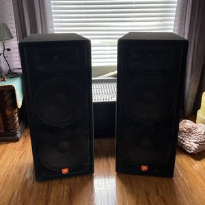 JBL PA Speakers for Sale in La Puente, CA