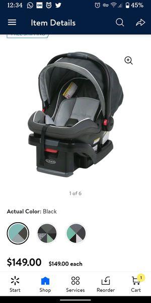 Graco SnugRide Infant Car Seat for Sale in Miami, FL