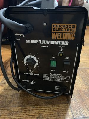 Flux Wire Welder Welding for Sale in Brooklyn, NY