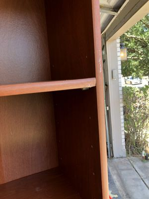 2 Dressers, cube storage, book shelve for Sale in Austin, TX