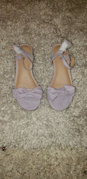 Lavender Sandals Size 7 for Sale in Elk Grove, CA