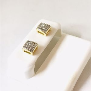 10Kt Gold and Diamond earrings of 0.27CT available on special offer for Sale in Indianapolis, IN