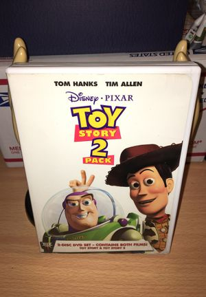 Toy Story — 2-Pack — DVDs for Sale in Cerritos, CA