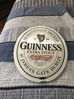 Guinness Extra Stout Mirror for Sale in CA, US