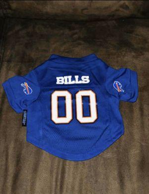 Buffalo Bills Dog Jersey - Small for Sale in Nashville, TN