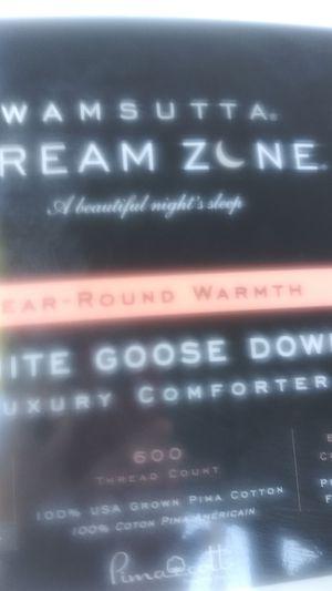 Wamsutta dream zone whit goose down for Sale in Kent, WA