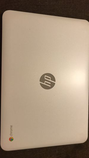 Hp chromebook for Sale in Washington, PA