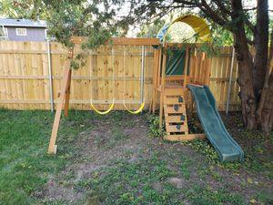 Kids swing set for Sale in Elgin, IL