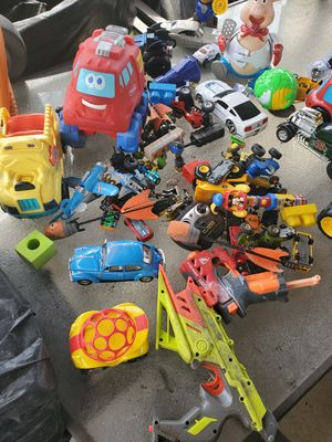 Kids toys all in one bundle for Sale in Salt Lake City, UT