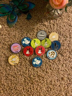Lots of Disney pins 2018 for Sale in Calimesa, CA