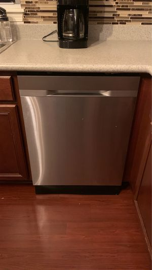 Samsung stainless steel dishwasher for Sale in Lake in the Hills, IL