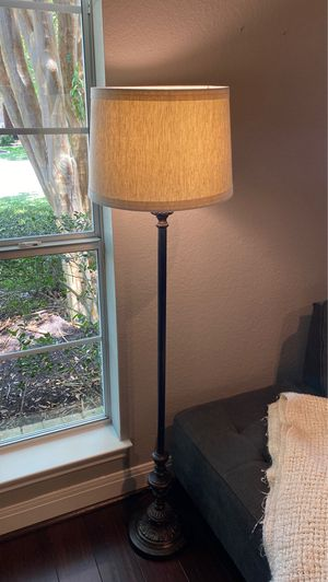 Floor lamp! for Sale in Austin, TX
