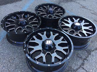 Dodge wheels tires used new rims 14 15 16 17 18 19 20 21 22 24 26 28 30 35 40 50 55 45 65 60 70 75 80 85 155 165 175 185 195 205 215 225 235 245 255 for Sale in Warren,  MI