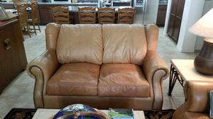 leather sofa and loveseat for Sale in Chandler, AZ