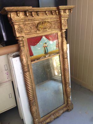 Antique wall mirror for Sale in Atlanta, GA