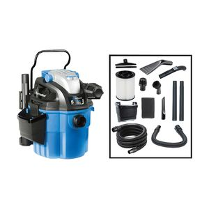 Vacmaster 5-gal. Wall Mount / Portable Wet/Dry Vac with 2-Stage Motor for Sale in Phoenix, AZ