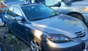 2006 MAZDA 3 HATCHBACK FOR PARTS ONLY for Sale in Houston, TX