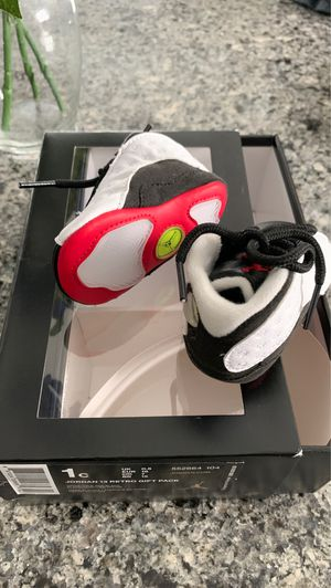 Air Jordan 13 Retro Size 1C for Sale in Greenville, NC