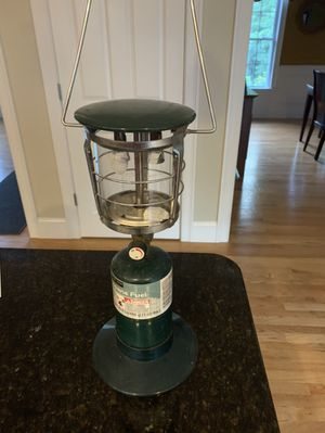 Camping propane light for Sale in Chelmsford, MA