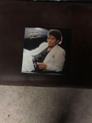 Michael Jackson Thriller vinyl for Sale in Harrisburg, PA