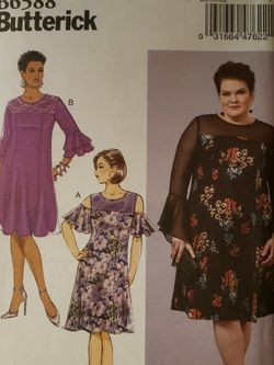 Butterick B6588 Sewing Pattern for Sale in Sanford,  FL