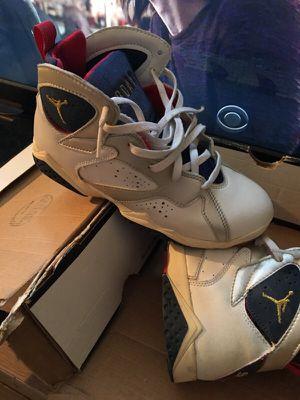 Retro Jordan Olympic 7s (2004) kids size 2 for Sale in New York, NY