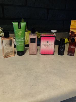 Huge lot of Victoria's Secret perfume never used brand new for Sale in Tempe, AZ