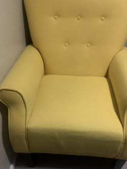 IKEA Yellow Chair for Sale in Des Moines,  WA