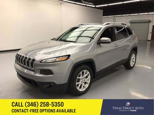 2016 Jeep Cherokee for Sale in Stafford, TX