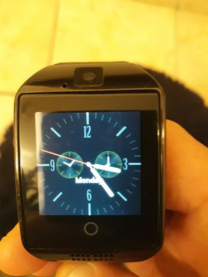 New Smart watch works with android, Iphone for Sale in Reedley, CA