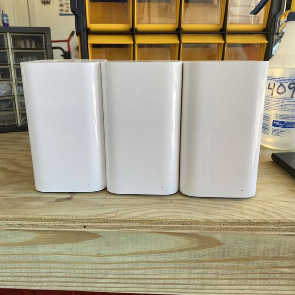 Apple AirPort Extreme Wifi Base Stations