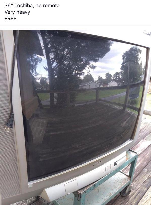 Toshiba and Sharp TVs