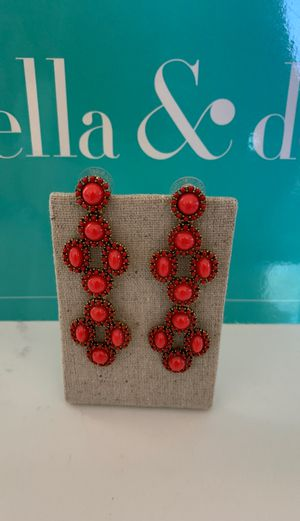 New Stella & Dot Convertible Earrings for Sale in San Diego, CA