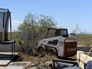 Bobcat & Dump Truck for Sale in Goodyear, AZ