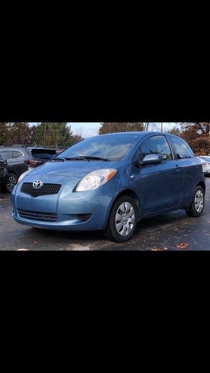 2008 Toyota Yaris manual 5 speed for Sale in Brooklyn, NY