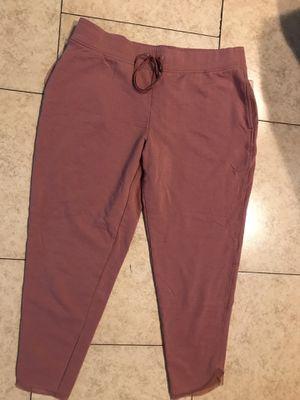 Pants Victoria's Secret sizes large for Sale in San Bernardino, CA