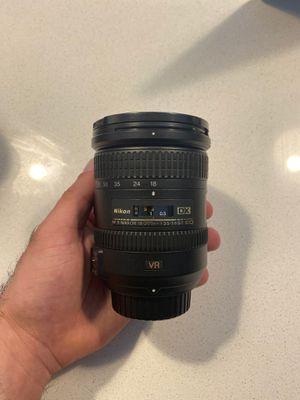 Nikon Nikkor AF-S 18-200mm for Sale in Henderson, KY