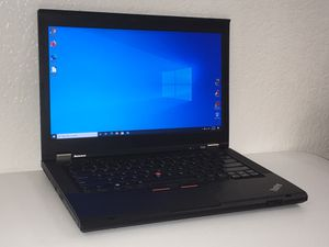 "14"" Lenovo Laptop with Charger & Backpack -Webcam -Win 10 -250gb hdd -4gb ram -WiFi -Anti Virus -Zoom Ready -Libre Office for Sale in Mather, CA"