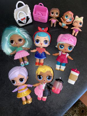 Lol Dolls mixed lot for Sale in Gresham, OR