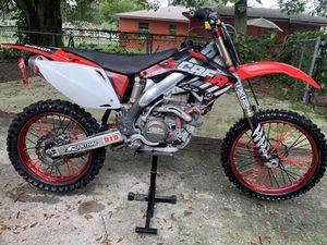 07 Honda Crf450r dirt bike for Sale in Tampa, FL