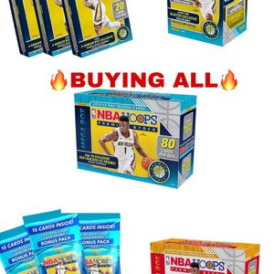 2019-2020 Nba Panini Hoops (buying All) for Sale in Canyon Country, CA
