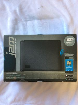 JAM WiFi home audio speaker new (bocina nueva) for Sale in Salt Lake City, UT