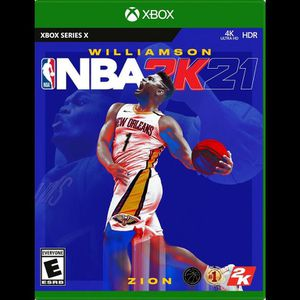 NBA 2k21 Series X for Sale in Fairfax, VA